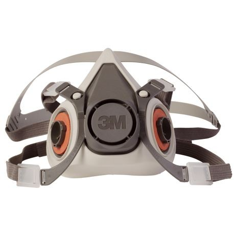 3M™ 6000 TPE Reusable Respirator