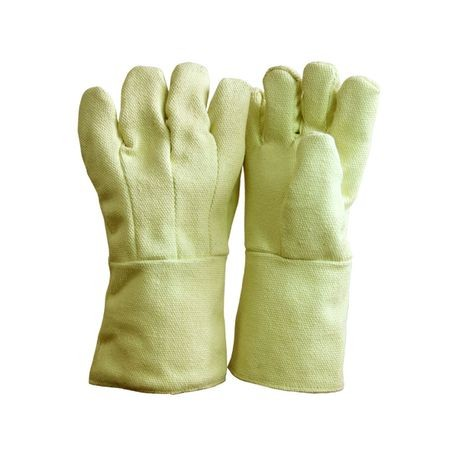 "Chicago Protective Apparel 234KV 14"" Para-Aramid Blend High Heat Gloves"