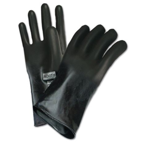 Honeywell North® B-324/11 Butyl™ Chemical-Resistant Gloves