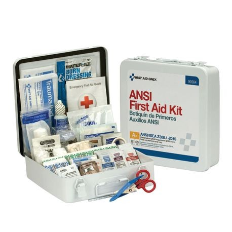 First Aid Only® 90-564 50-Person First Aid Kit