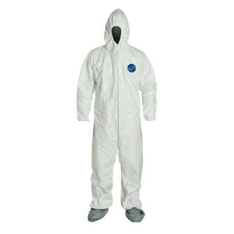 DuPont™ Tyvek® 400 TY-122SWH/3XL Coveralls