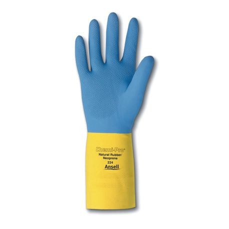 Ansell® Chemi-Pro® 87-224/10 Chemical-Resistant Gloves