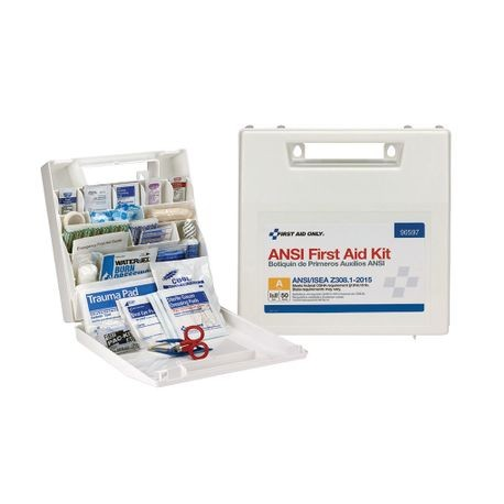 First Aid Only® 90-597 50-Person First Aid Kit