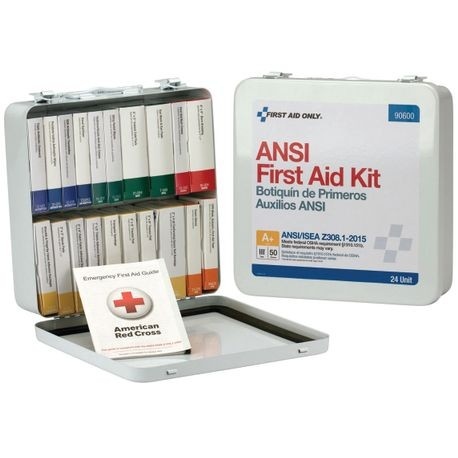 First Aid Only® 90-600 50-Person First Aid Kit