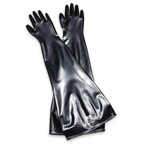 Honeywell North® 8B-3032A Butyl™ Glovebox Chemical-Resistant Gloves
