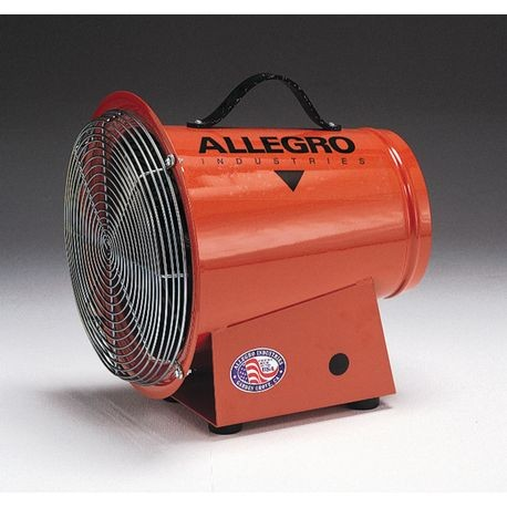 "Allegro® 9506 8"" DC Axial Blower"