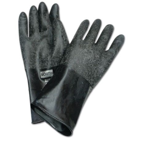 Honeywell North® B-174R/10 Butyl™ Chemical-Resistant Gloves