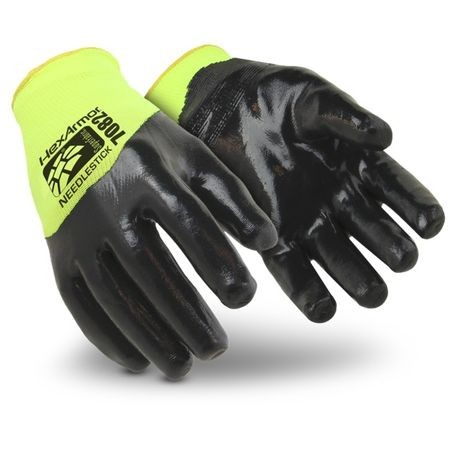 HexArmor SharpsMaster HV® 7082 Coated Cut-Resistant Gloves