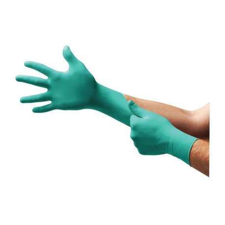 Ansell® Touch N Tuff® 92-500/XL 100% Nitrile Disposable Gloves