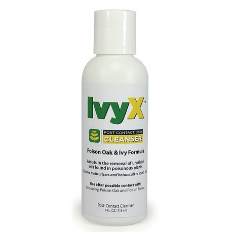CoreTex® IvyX® 84666 Post-Contact Skin Cleanser Lotion