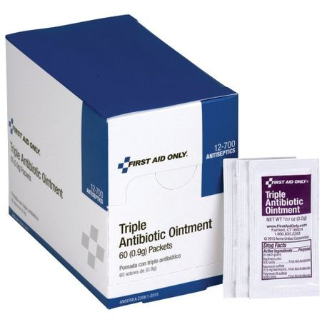 First Aid Only® 12-700 Triple Antibiotic Ointment