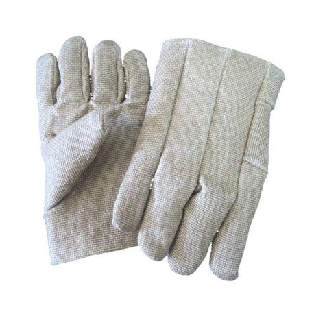 "Chicago Protective Apparel 231ZP 11"" Zetex Plus® High Heat Gloves"