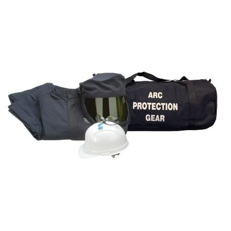 Chicago Protective Apparel AG20-JP-NG/M 20 Cal Arc Flash Protection Jacket and Pants Kit