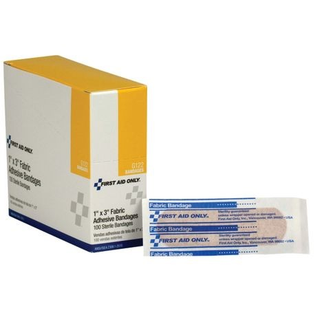 First Aid Only® G122 Adhesive Bandage Strips
