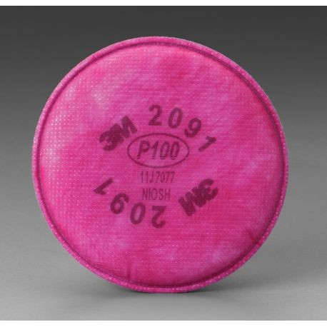 3M™ 2091 P100 Particulate Filter