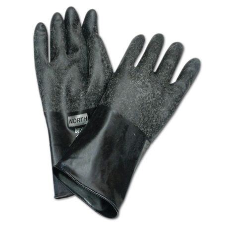 Honeywell North® B-324R/10 Butyl™ Chemical-Resistant Gloves
