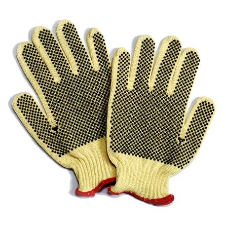 Cordova™ 3065/S Aramid/Cotton Double Dot Reversible Cut-Resistant Gloves
