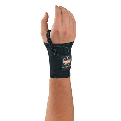 Ergodyne® ProFlex® 4000R/L Single Strap Wrist Support