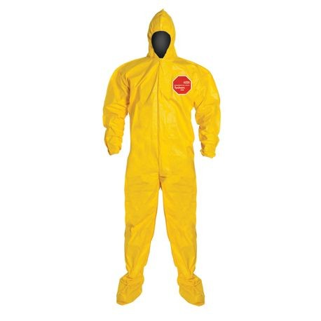 DuPont™ Tychem® 2000 QC-122SYL/L Coveralls