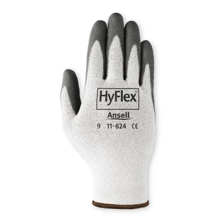 Ansell® HyFlex® 11-624/9 Light-Duty Coated Cut Protection Gloves