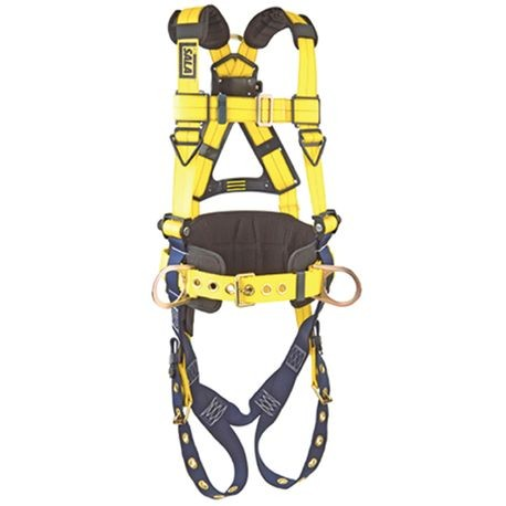 3M™ DBI-SALA® 1101655 Delta™ Positioning Construction Harness
