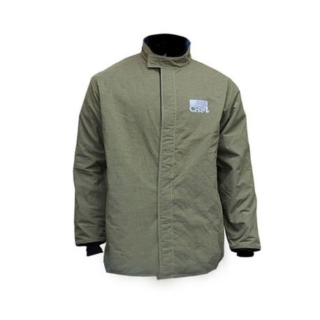 Chicago Protective Apparel SWJ-40/L 40 Cal Arc Flash Protection Jacket