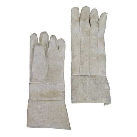 "Chicago Protective Apparel 238-ZP 18"" Zetex Plus® High Heat Gloves"