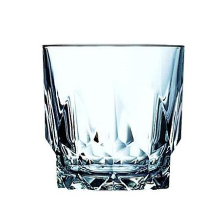 Arc Cardinal® Arcoroc® Artic 8.5 oz Old Fashioned Glass (D6316)