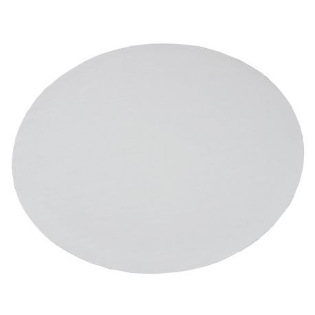 "14"" Bright White Circle Cake Pads"