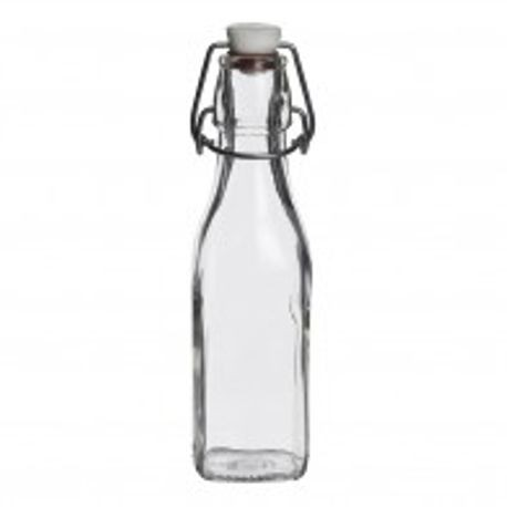 Bormioli Rocco® Decanter 34 oz Swing Top Glass Bottle (4953Q513)