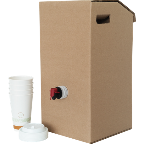 Beverage on the Move® Kraft Coffee Beverage Dispenser 3 Gallon (7150)