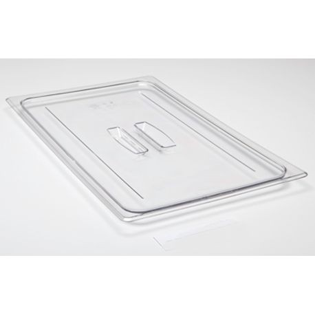Cambro® Camwear™Clear Full Size Food Pan Cover with Handle (10CWCH135)
