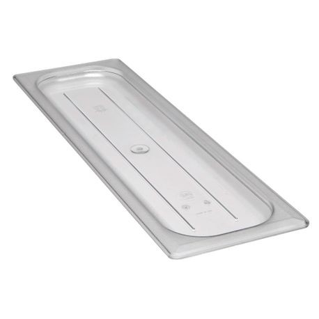 Cambro® Camwear™ Long Half Size Flat Food Pan Cover (20LPCWC135)