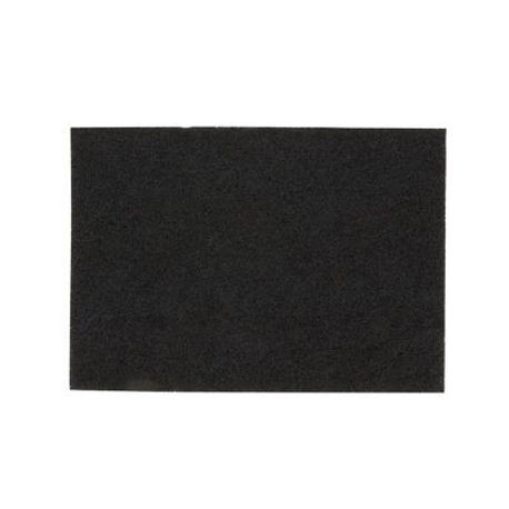 "3M® Black Stripper 14"" x 32"" Pad (7200)"