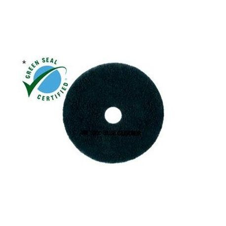 "3M® Blue Cleaner 12"" Floor Pad (5300)"