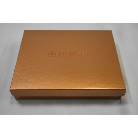 About Faces #65 Copper Gift Box
