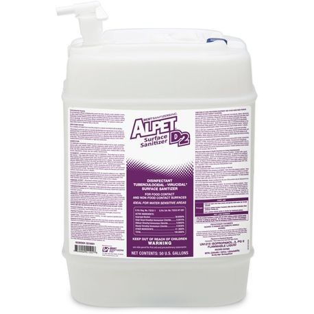 Alpet® D2 Surface Sanitizer 5 Gallon