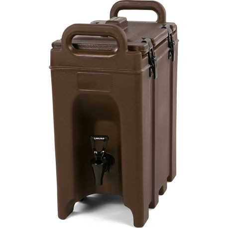 Carlisle® Cateraide 2.5 Gallon Brown (Ld250N)