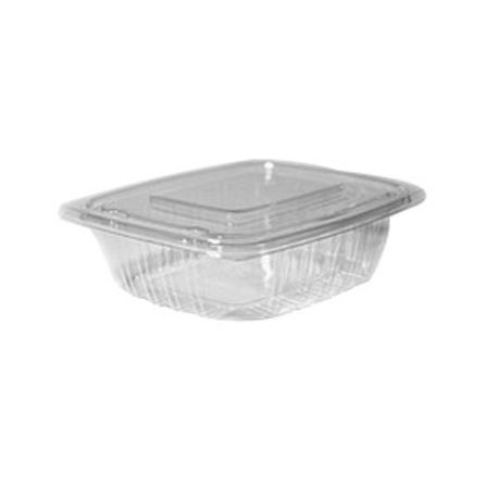 24 oz Deli Container Combo with Flat Lid (PT2401CPFL)