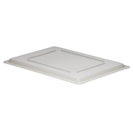 Cambro® White Poly Flat Lid For Food Storage Box (1826CP148)