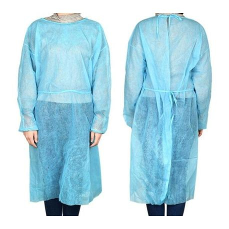 Blue Isolation Gown (IG2520)