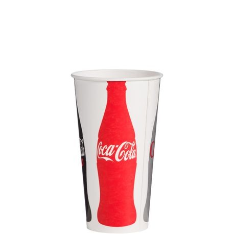 Dart® Solo® 32 oz Poly Lined Coke® Cup