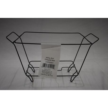 Black Half Chafer Rack (CRB05991)