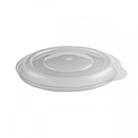 "Anchor Packaging® Incredi-Bowl® 5"" Round Lid (LH4800D)"