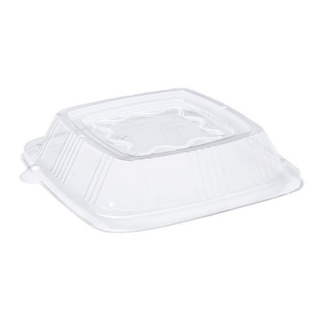 AmerCareRoyal® Primeware® Clear Lids for 24 and 32 oz molded fiber bowls (DPL-2440)