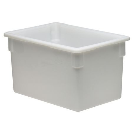 Cambro® White 22 Gallon Poly Food Storage Box (182615P148)
