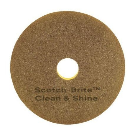 "3M® Scotch-Brite™ Clean & Shine Pad 19"" Floor Pad (7100148014)"