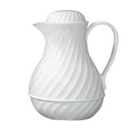 Admiral Craft® 64 oz Coffee Server White (SP-64WH)