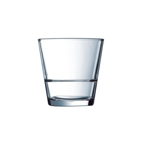 Arc Cardinal® Arcoroc® Stack Up™ 10.5 oz Old Fashion Glass (H3032)