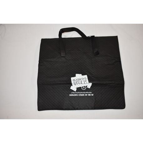 Busboys & Poets Nonwoven Full Pan Tote Bag